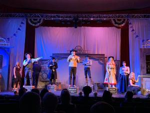 WILD WEST SPECTACULAR, The Musical, Comes to The Cody Theatre