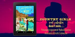 Julia DeBarrioz Releases New Western Romance EVANGELINE GOES WEST