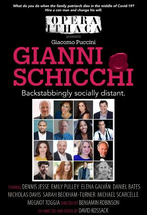 Opera Ithaca's Original Film Production Of GIANNI SCHICCHI to Be Released in October