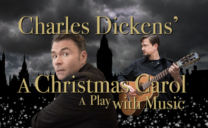 Al Hirschfeld GalleryAnd Other NYCLandmarks To Present Two-Man A CHRISTMAS CAROL With Live Music