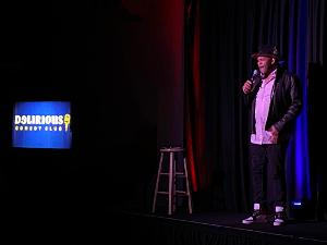 Delirious Comedy Club Kicks Off March Madness With Celebrity Comedy Series