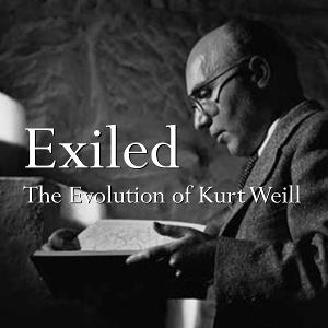 The Mac-Haydn Theatre's Limited Performances Series to Continue with EXILED: THE EVOLUTION OF KURT WEILL
