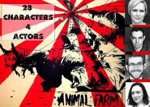 The Seeing Place Announces World Premiere Adaptation Of ANIMAL FARM