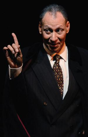 Ronald Rand Stars in LET IT BE ART! At Greece's International Festival