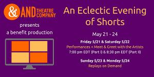 ANDTheatre Company Presents 14th Annual 'Eclectics' Festival