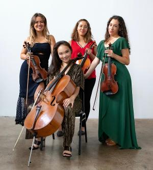 The Lotus Chamber Music Collective to Perform Next Week At The Omnipresent Music Festival