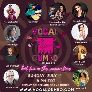 Hot Fun In The Summertime - VOCAL GUMBO Episode 16 to Premiere July 11