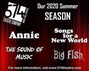 574 Theatre Announces 2020 Summer Auditions
