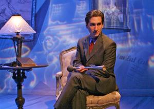 The Palace Theatre Presents HERSHEY FELDER AS GEORGE GERSHWIN ALONE