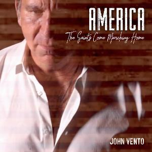 Indie Music Veteran John Vento Calls For Peace In 'America'