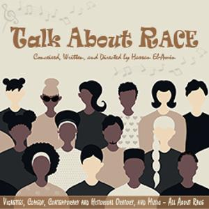 Resident Ensemble Players Presents World Premiere of TALK ABOUT RACE