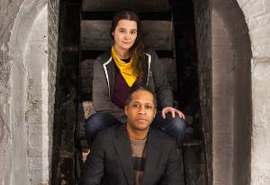 Susan B. Anthony And Frederick Douglass Come To Life In THE AGITATORS At Theatre Horizon