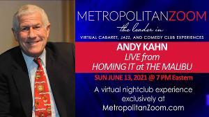 Andy Kahn Presents HOMING IT at THE MALIBU