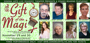 Sonoma Arts Live Presents THE GIFT OF THE MAGI