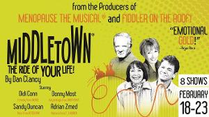 Didi Conn and More to Star in New Play MIDDLETOWN at the Strand Theatre