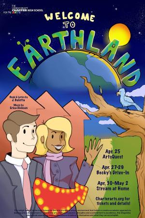 Lehigh Valley Charter High School For The Arts Will Perform Original Spring Musical EARTHLAND