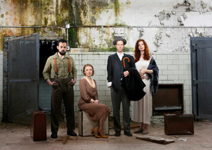 THE WILLARD SUITCASES Starring Nancy Anderson Has World Premiere At American Shakespeare Center