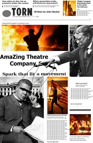 The AmaZing Theatre Company Presents TORN