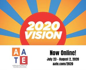 American Alliance for Theatre and Education Announces Online Conference