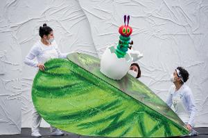 Metro Theater Company Extends Run Of THE VERY HUNGRY CATERPILLAR SHOW Through May 23