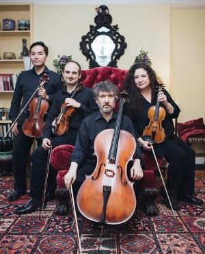 Dvořák American Heritage Association Presents Quartet 131 in All-Dvorak Program
