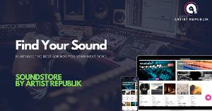 Music Resource Hub 'Artist Republik' Adds New Competition To Digital Production Marketplace With 'SoundStore'