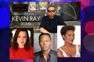 Feinstein's Presents: Mostly NEW Musicals Will Feature Selections From Kevin Ray's CENTRAL AVENUE BREAKDOWN And NOTES FROM JUAREZ