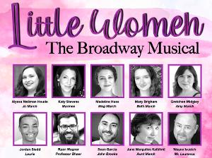 Heritage Players Announce Casting For LITTLE WOMEN THE BROADWAY MUSICAL