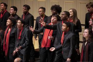 Boston Children's Chorus Announces Free Virtual MLK Tribute Concert