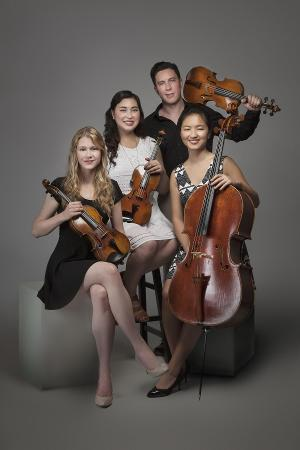 Ulysses Quartet to Perform Live From Music Mountain, June 21