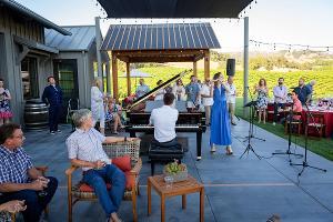 PianoSonoma Announces VINO & VIBRATO, A 4-Concert Series