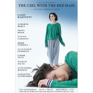 THE GIRL WITH THE RED HAIR Opens December 5th