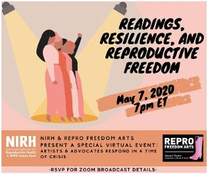 Artists and Activists Will Host Virtual Event For Reproductive Justice
