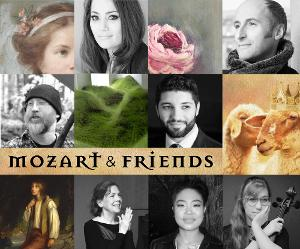 The Little OPERA Theatre Of NY Presents Livestream Pop-Up Concert Mozart & Friends