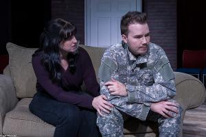 Christopher Shinn's DYING CITY Is Now Open At The Ensemble Company