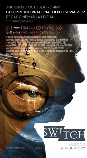 SWITCH By Stavroula Toska Heads to LA Femme International Film Festival
