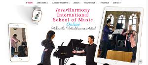 InterHarmony Opens First Ever Online Music Conservatory
