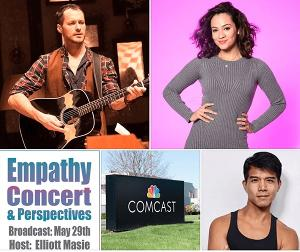 Telly Leung, Isabelle McCalla And Declan Bennett to Perform In This Week's EMPATHY CONCERT