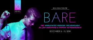 BARE Makes Its Baltimore Premiere at Iron Crow Theatre