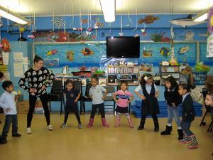 Battery Dance Extends Free Kids Dance Workshop Series