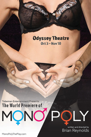 MONO/POLY Opens Oct. 5 At The Odyssey Theatre In Los Angeles
