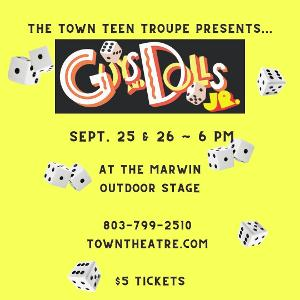 Town Teen Troupe Presents GUYS & DOLLS, JR.