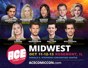Ace Comic Con Returns To The Midwest