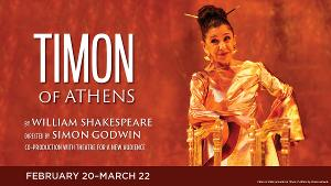 Shakespeare Theatre Company Has Announced Casting For TIMON OF ATHENS