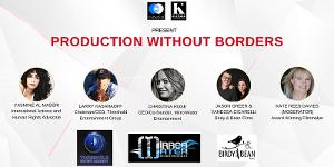 Cloud 21 & Kultura PR To Present Third Annual PRODUCTION WITHOUT BORDERS Online Event