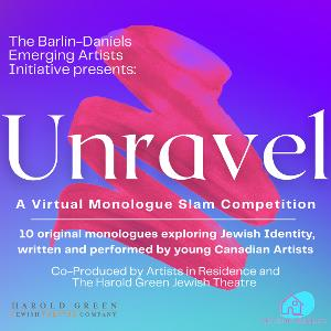 The Harold Green Jewish Theatre Company Launches The Barlin-Daniels Emerging Artists Initiative