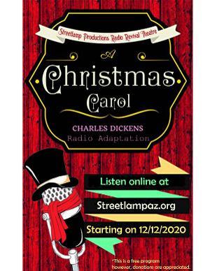 Radio Revival Theatre Presents A CHRISTMAS CAROL