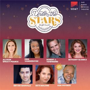 San Diego Musical Theatre Announces STARS UNDER THE STARS Benefit Concert