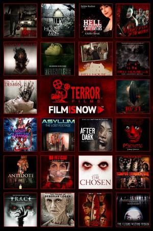 Terror Films Teams With FilmisNow For The Release Of Twenty-Three Horror Titles