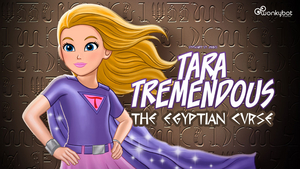 Wonkybot Studios And Pinna Announce Co-Production And Licensing Deal On New TARA TREMENDOUS